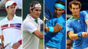djokovic-nadal-federer-murray-big-four