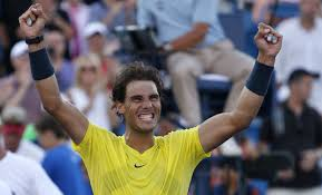 Nadal champion