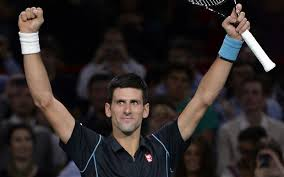 Djokovic Paris Champion